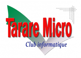 TARARE MICRO CLUB INFORMATIQUE